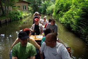 Tagestour Spreewald