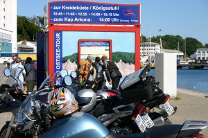 Tagestour Insel Rügen