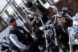 2 Tage durch 4 Länder mit Harley-Davidson®