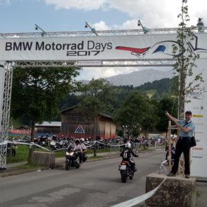 4 Tage BMW Motorrad Days Garmisch