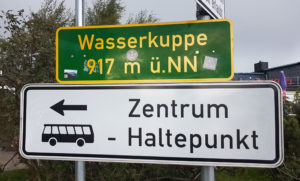 Tagestour Rhön - Thüringen