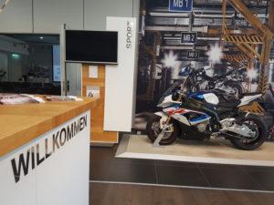 2 Tage BMW Werksbesichtigung