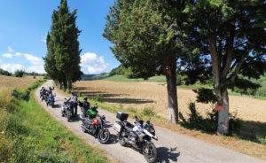 8 Tage Kurvenparadies Apennin