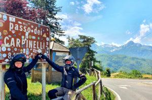 10 Tage Kurvenzauber Apennin bis Ligurien SPECIAL